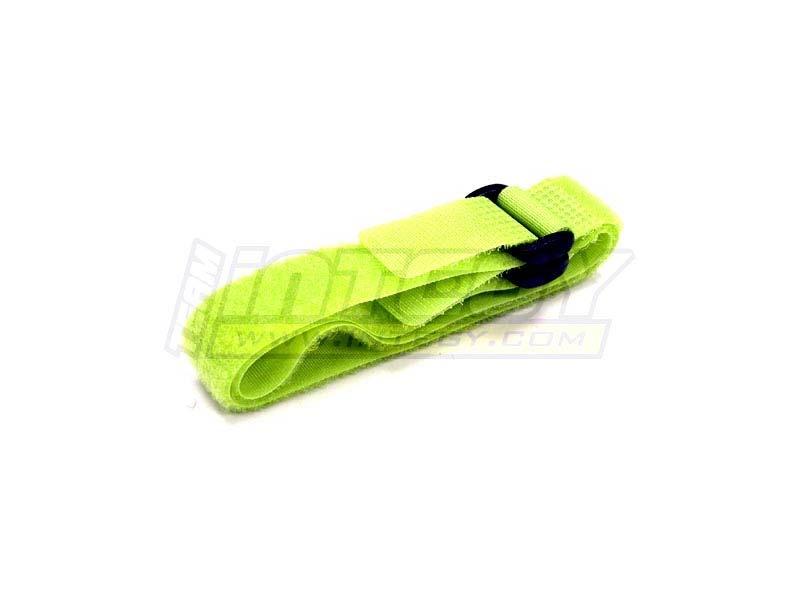 Universal Akku-Klettband (2) 270mm Länge grün