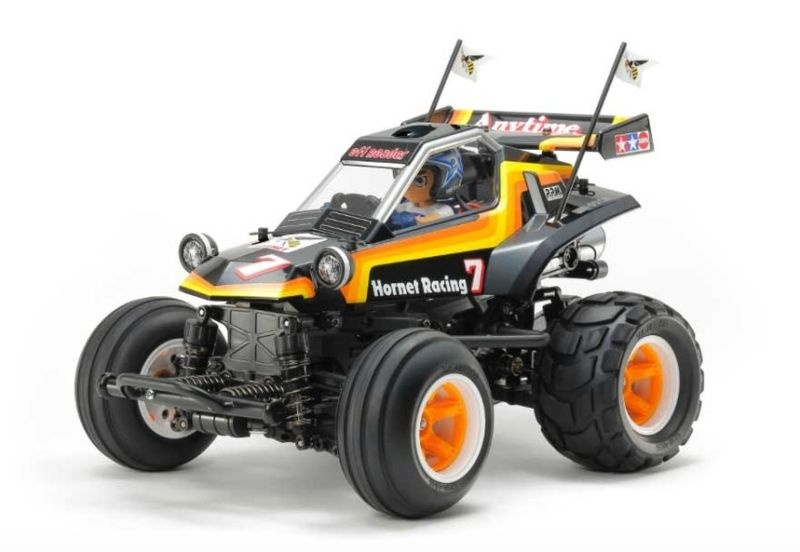 Comical Hornet 1/10 Offroad 2WD Buggy WR-02CB Bausatz