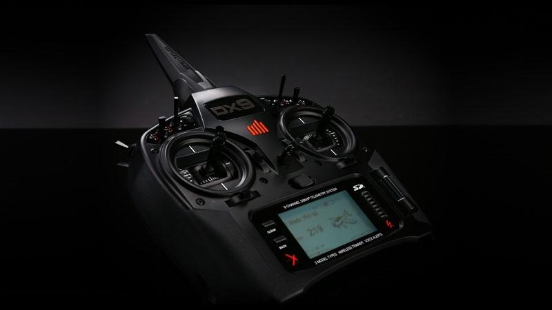 DX9 Black Edition System mit AR9020 Receiver + Alu-Tragekoff