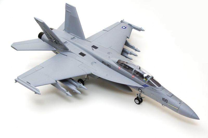 F/A - 18 Super Hornet Jet EDF 70 PNP - 87,5cm
