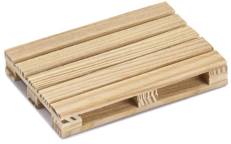 Euro-Palette für Modelltrucks 1:14 Laser Holz-Bausatz