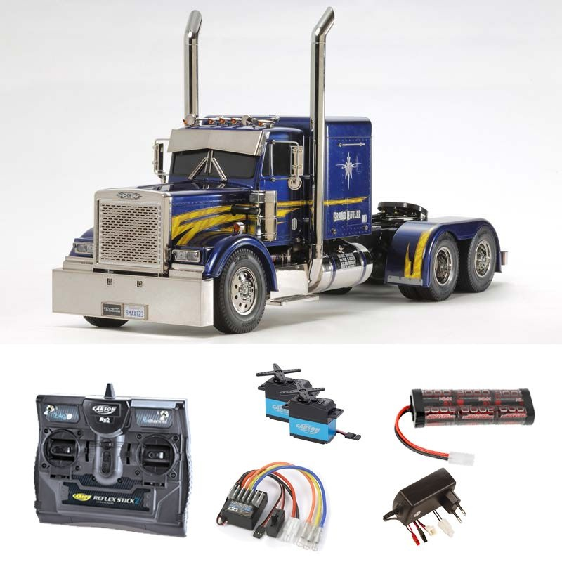 Grand Hauler Customized 1:14 Truck 2,4GHz Komplett-Set