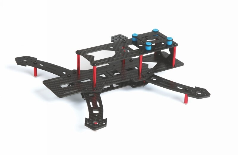 QUADROCOPTER ALPHA 250Q RACE CHASSIS