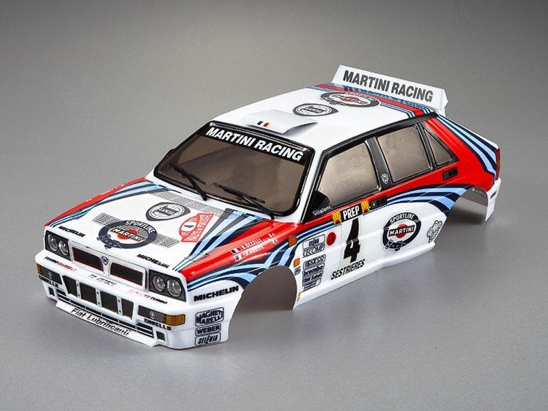 Lancia Delta HF Integrale, Rally-Racing, RTU all-in