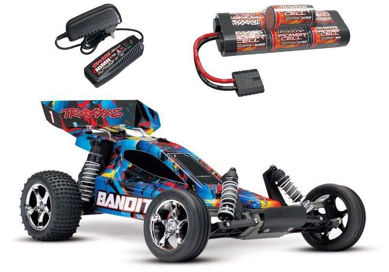 B-Ware - Bandit 1/10 2WD Sport Buggy TQ 2,4GHz RTR