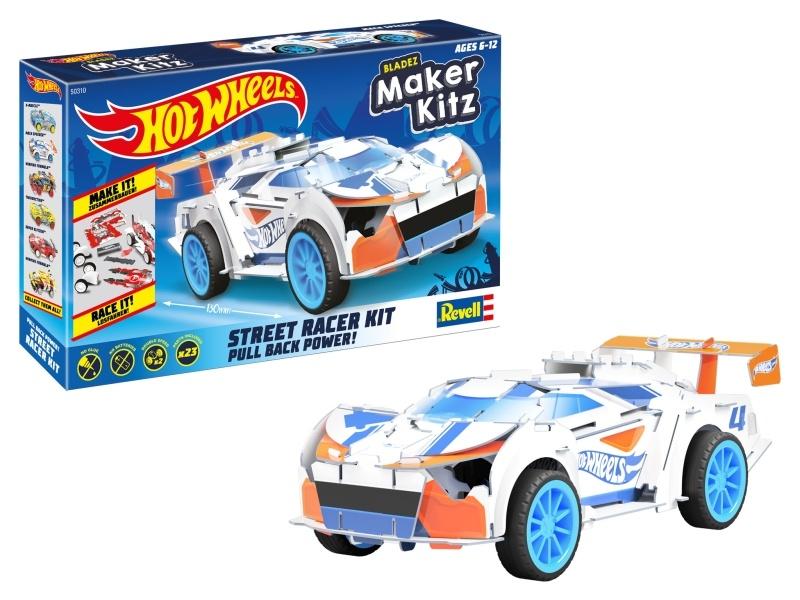 HOT WHEELS Maker Kitz Mach Speeder