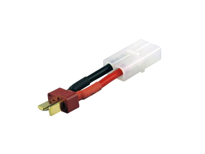 Adapter kompatibel mit Deans Stecker <=> TAMIYA Stecker