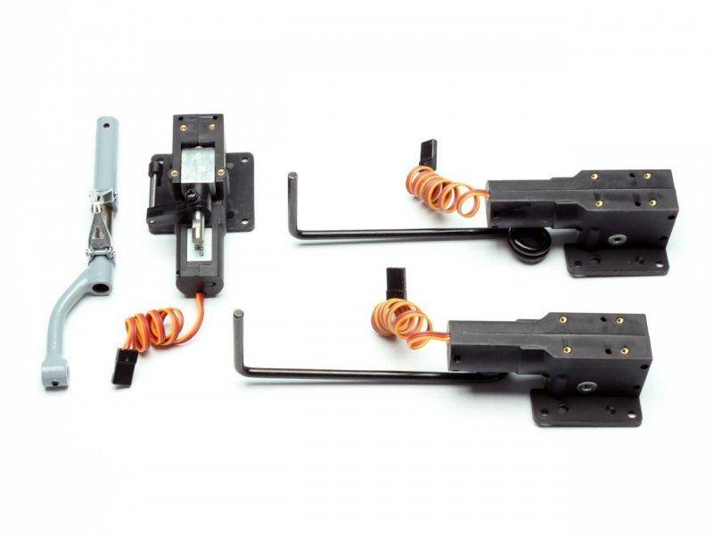 Einziehfahrwerk elektrisch VQ PC-7 & T-34, Bonanza, Baron