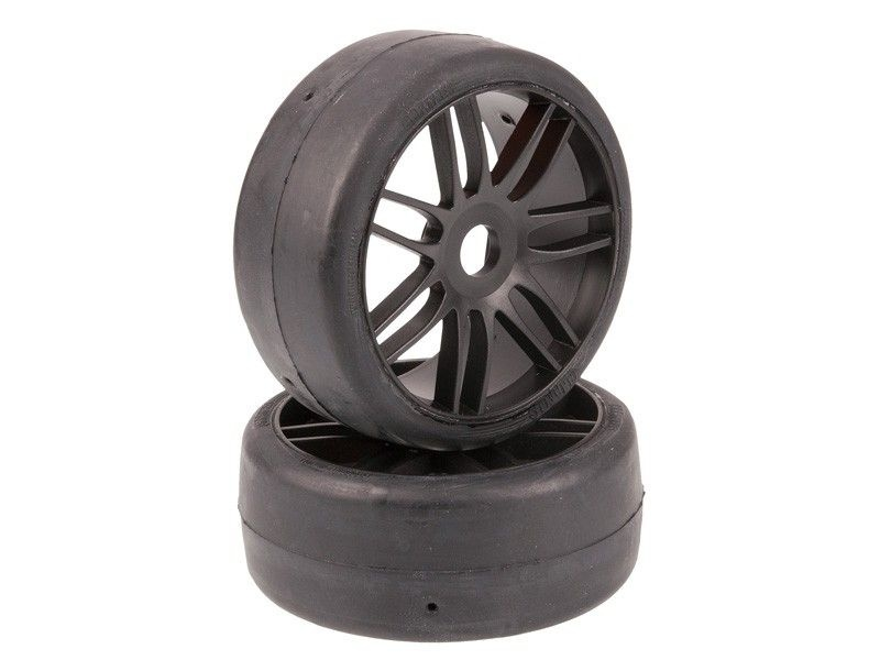 On-Road Komplettrad 1:8 Rally Game S4 Soft-Medium, 17mm