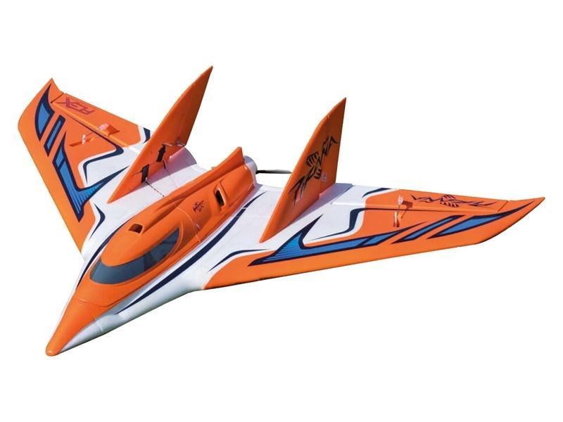 Pirana Super PNP mit Aura 5 Lite Flugstabilisierung, orange