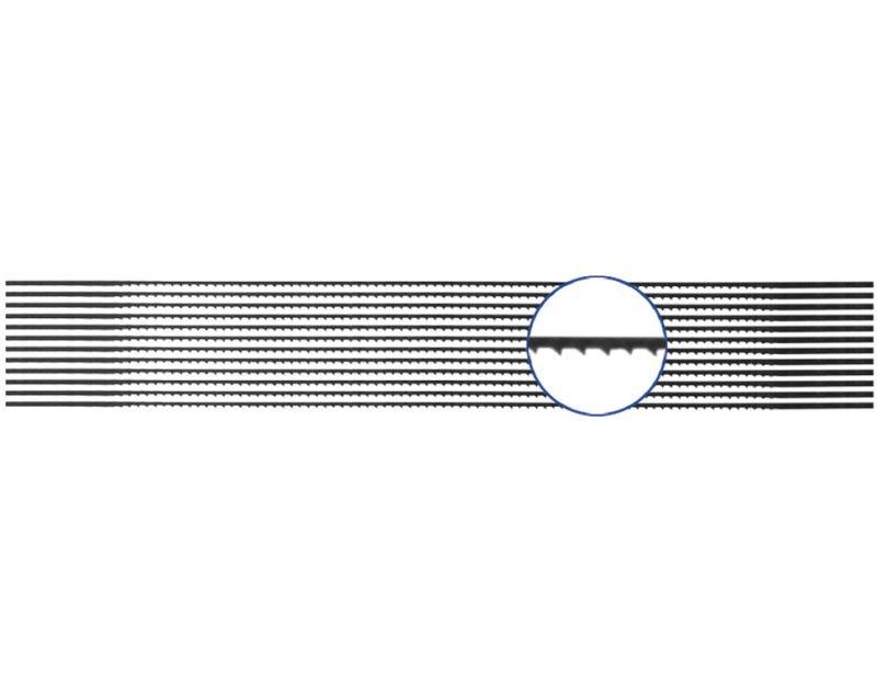 Laubsägeblätter für Metall 1 x 12 Stück