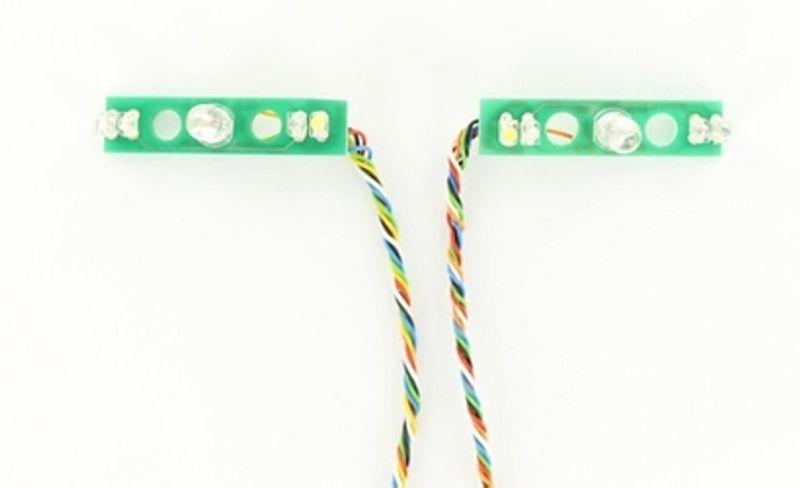 Scania LED-Rücklichtplatine 7,2V 1:14