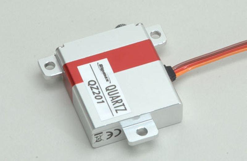 Quartz QZ201 Flächenservo 0.13s/7,2kg
