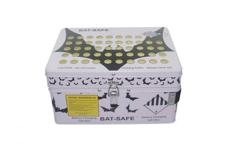 LiPo Sicherheitskoffer BAT-SAFE