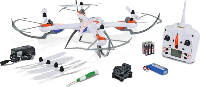 X4 Quadcopter 550 SPY 2.4G 100% RTF