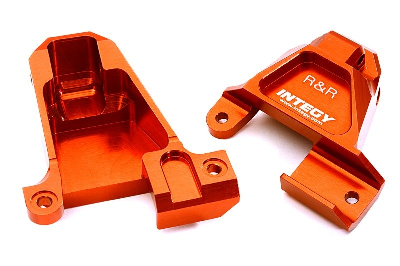 CNC Aluminium Stoßdämpfer-Halterung hinten TRX-4