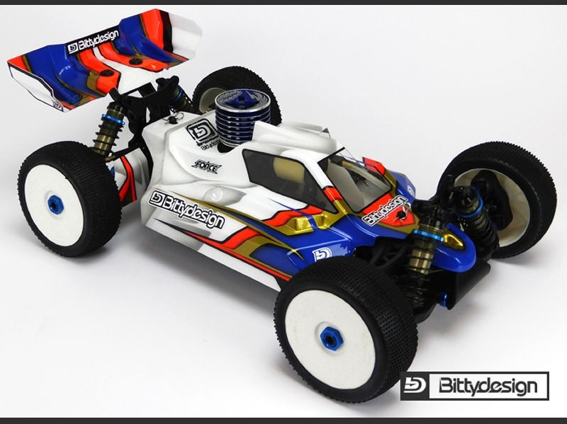 Force Karo für AE RC8B3