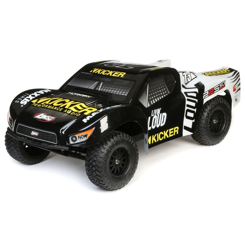Kicker 22S 2WD Short Course Truck 1:10, RTR
