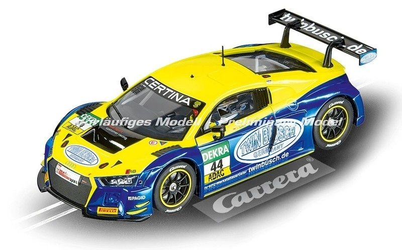 Digital 132 Audi R8 LMS Twin Busch, No.44