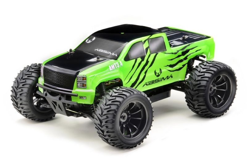 AMT3.4 1:10 Scale 4WD Monster Truck 2,4GHz RTR