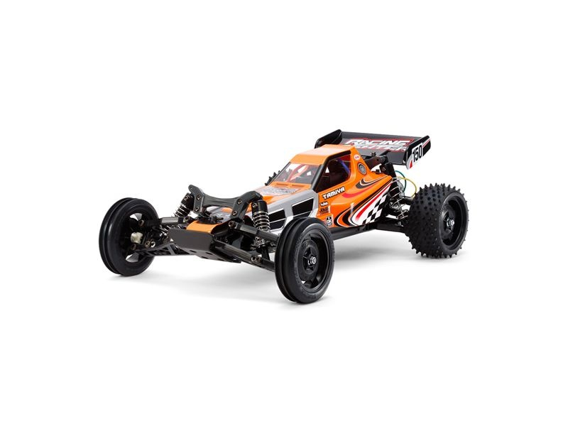 Racing Fighter - The Real 1:10 RC Buggy DT-03