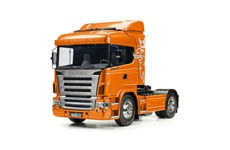 Scania R470 Highline Orange