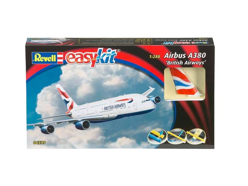 Airbus A380 British Airways 1:288