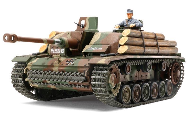 WWII StuG III Ausf. G Finnland 1942 1:35