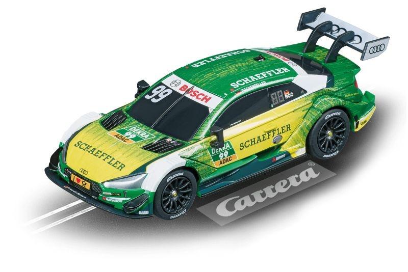 GO!!! Audi RS 5 DTM M. Rockenfeller, No.99