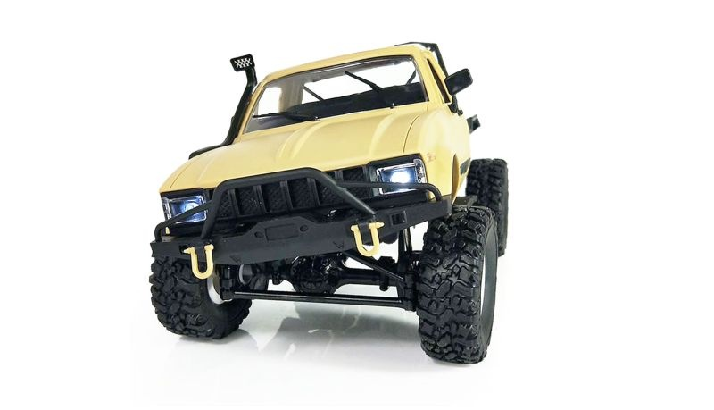 Pick-Up 4WD Off Road Truck 1:16 2,4GHz RTR Sandfarbend