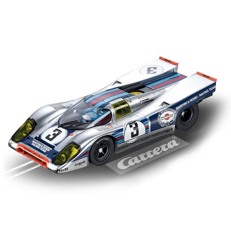 Digital 124 Porsche 917 Martini + Rossi Racing