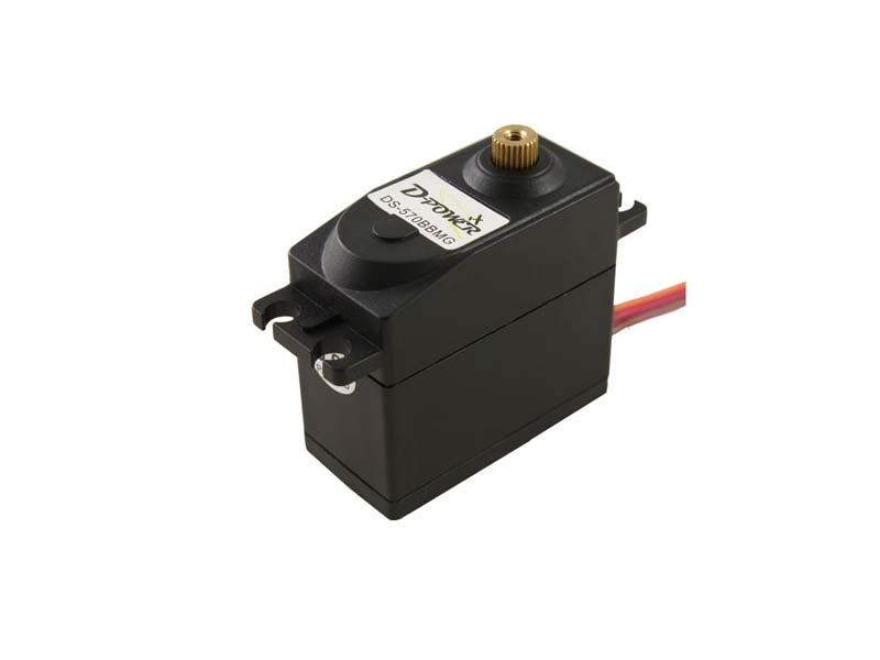 D-Power DS-570BB MG Digital-Servo, Standard