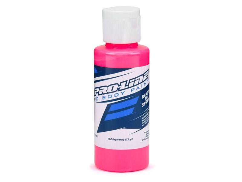 RC Body Paint - Fluorescent pink Airbrush Farbe 60ml