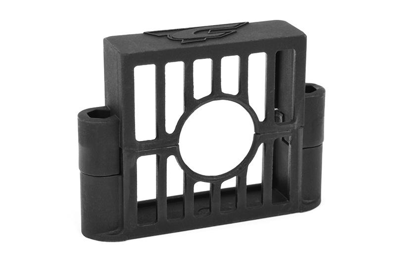 Kunststoff Lüftergehäuse 40mm für 1/8 Shogun