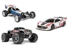 RC-Cars and Parts