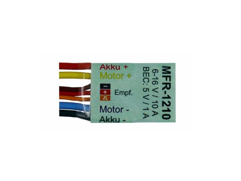 Mini-Fahrtregler MFR-1210