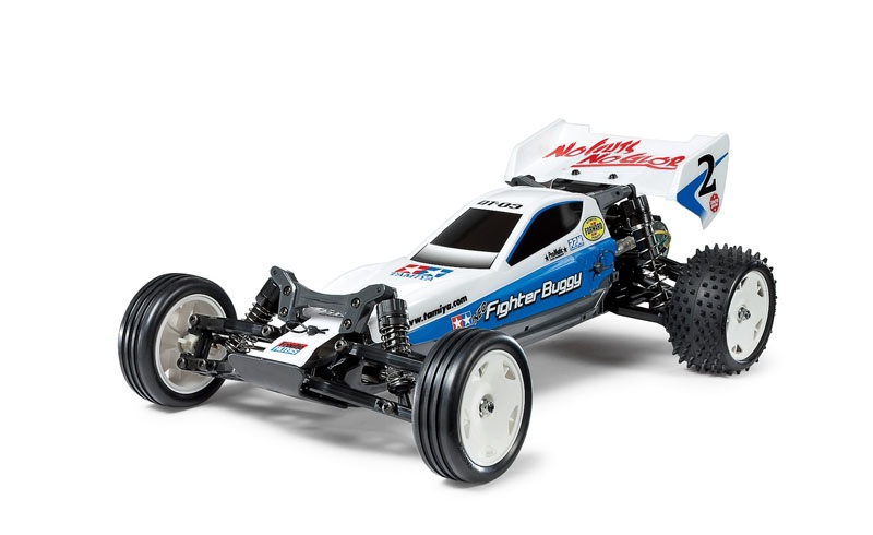 Neo Fighter DT-03 2WD Buggy Kit