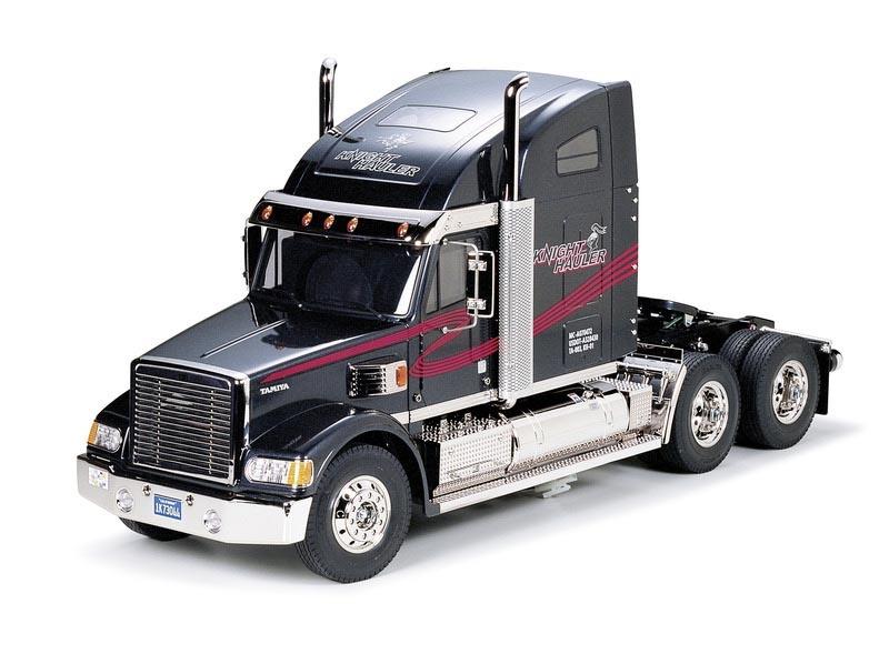 Truck Knight Hauler RC bausatz 1:14