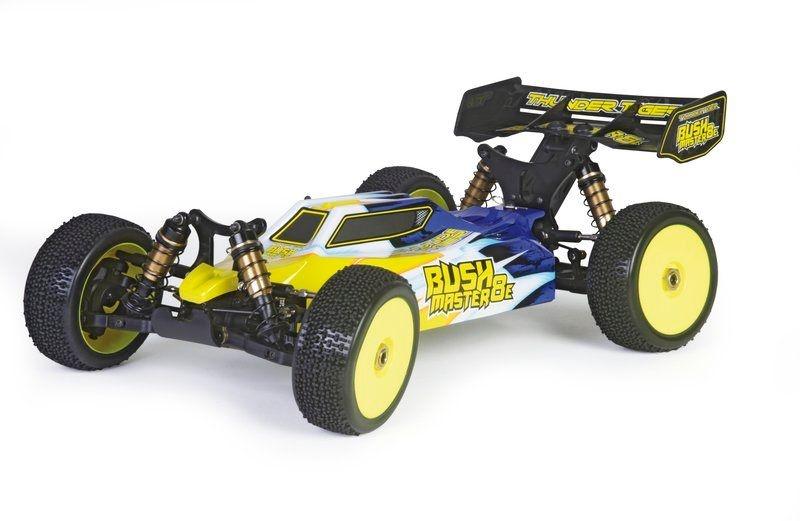 Bushmaster 8E 6S 1:8 4WD Buggy RTR