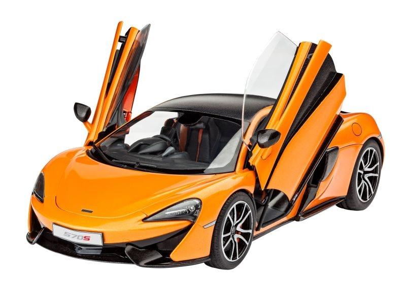 McLaren 570S 1:24