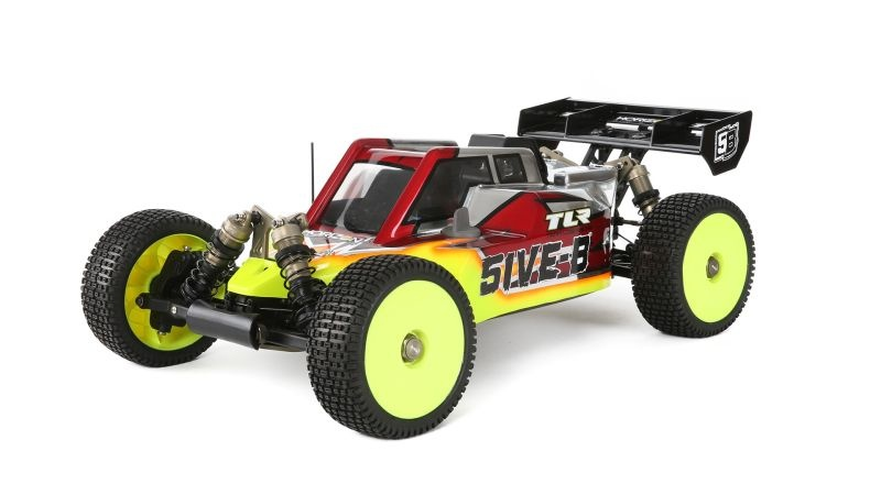 5IVE-B 1/5 4WD Buggy Race Kit