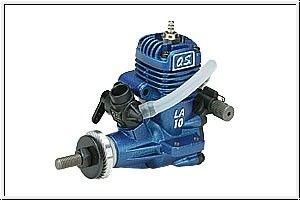 OS MAX 10 LA Verbrennungsmotor