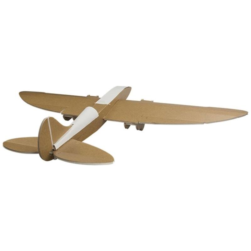 Mighty Mini Cruiser Speed Build Kit Sportflugzeug 813mm