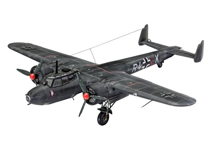 Dornier DO17 Z-10 Kauz