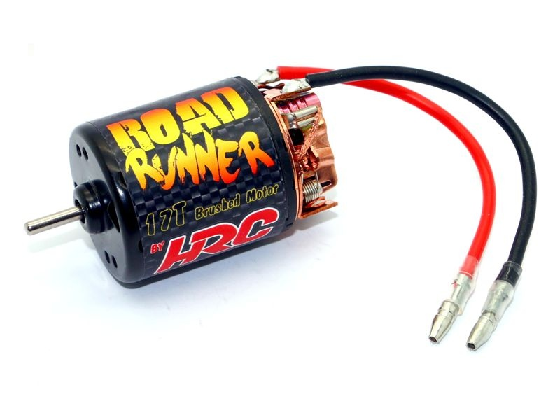 Road Runner Brushed Elektromotor Typ 540 17T