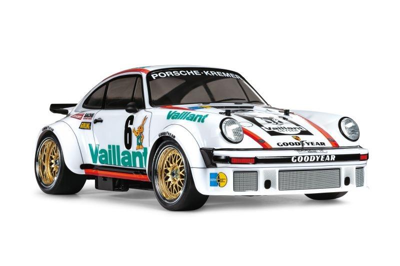 Porsche 934 TA02SW 1:10 Jubiläums-Modell 45 Jahre Tamiya-RC