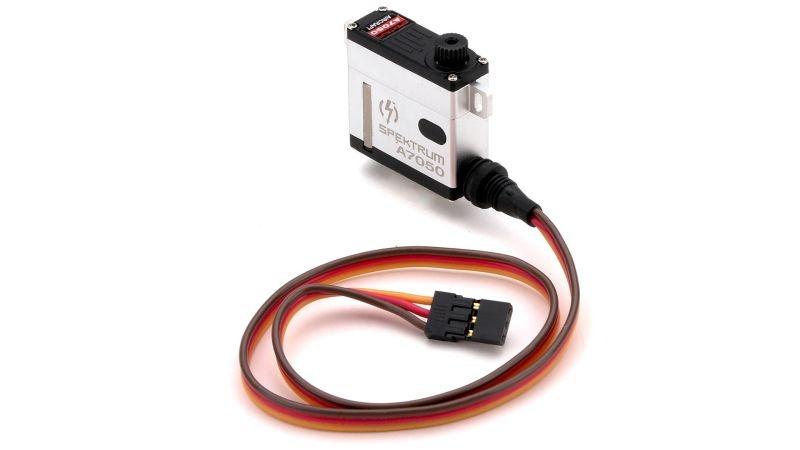 Spektrum A7050 HV Tragflächen-Servo mit Metallgetriebe, High