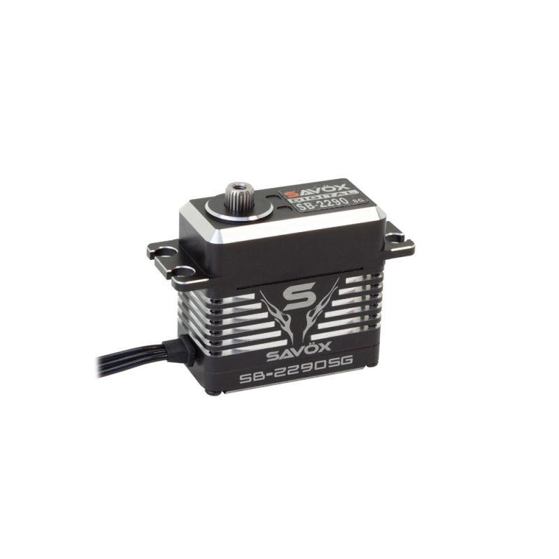 SB-2290SG Brushless HV Digital Servo 0,13sek / 50kg