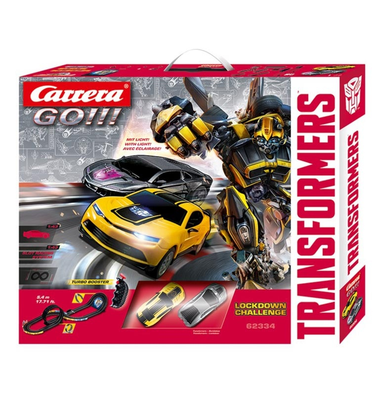 GO!!! Startpackung TRANSFORMERS-LO