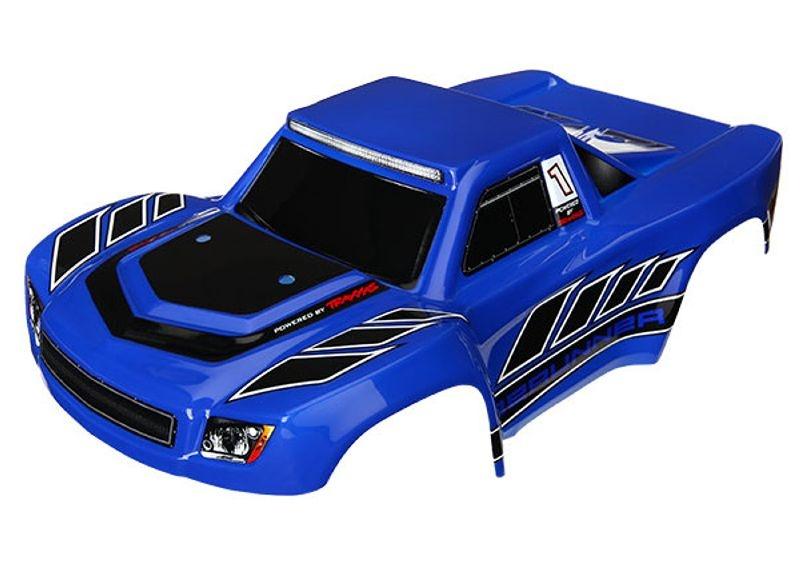 Karosserie LaTrax Desert Prerunner blau lackiert + beklebt